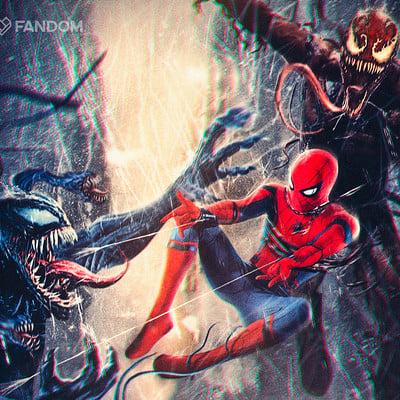 Nick tam spiderman vs venomcarnage