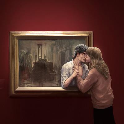 Vincenzo lamolinara a kiss