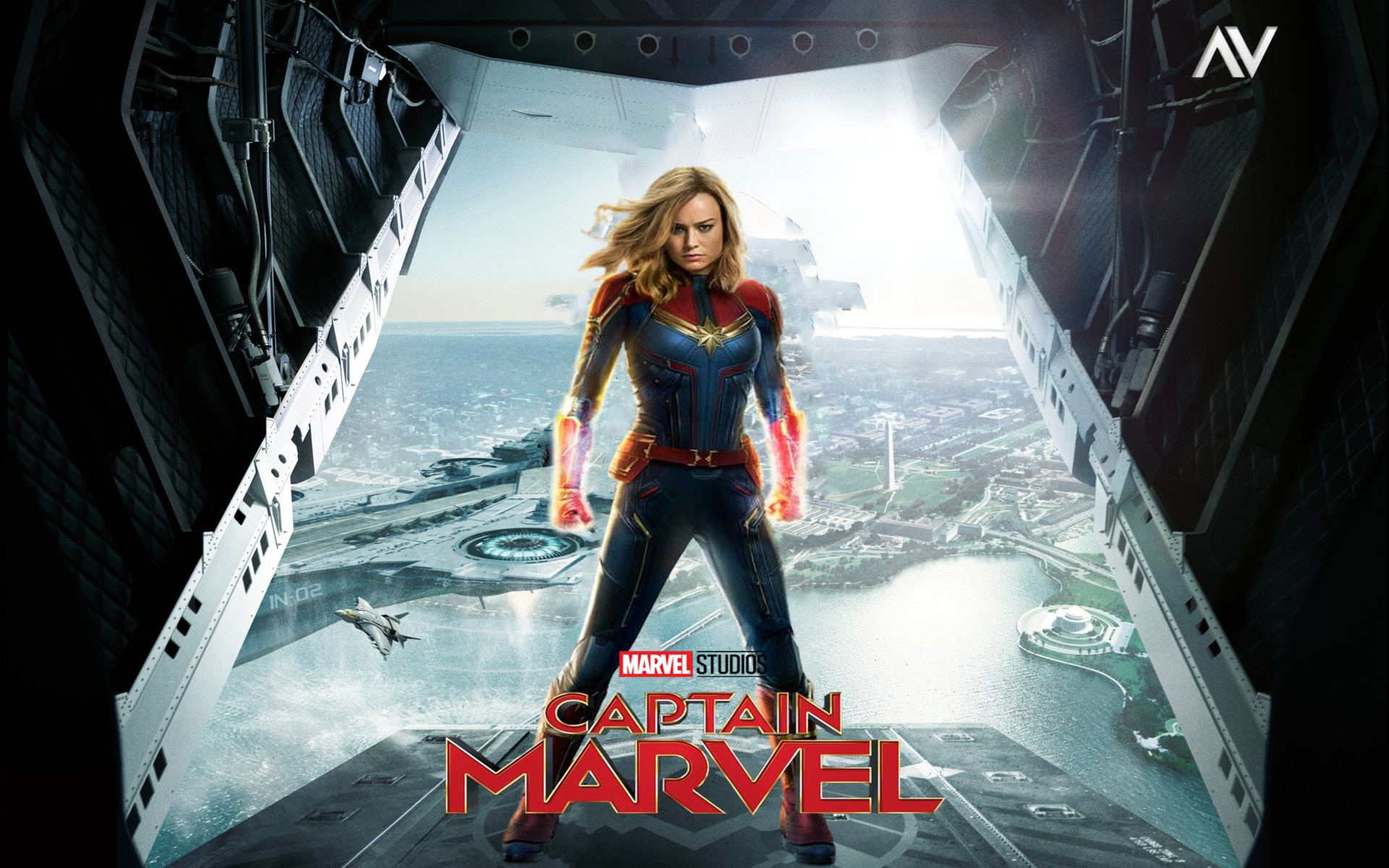Image result for Captain Marvel (2019)