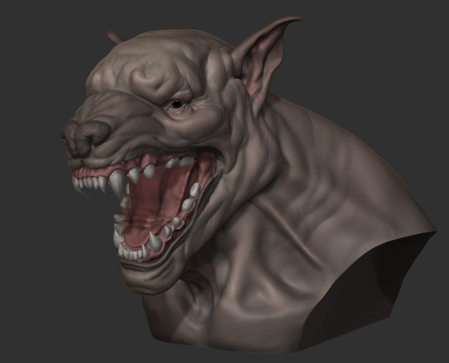 Douglas silva werewolf doug 2