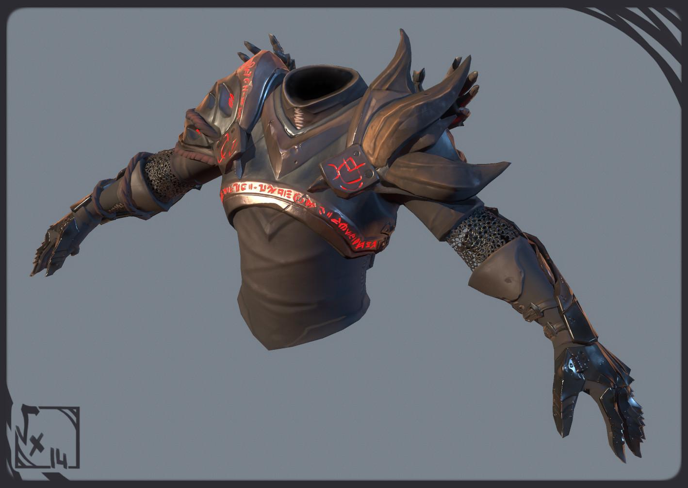 Etienne beschet prp armor 01