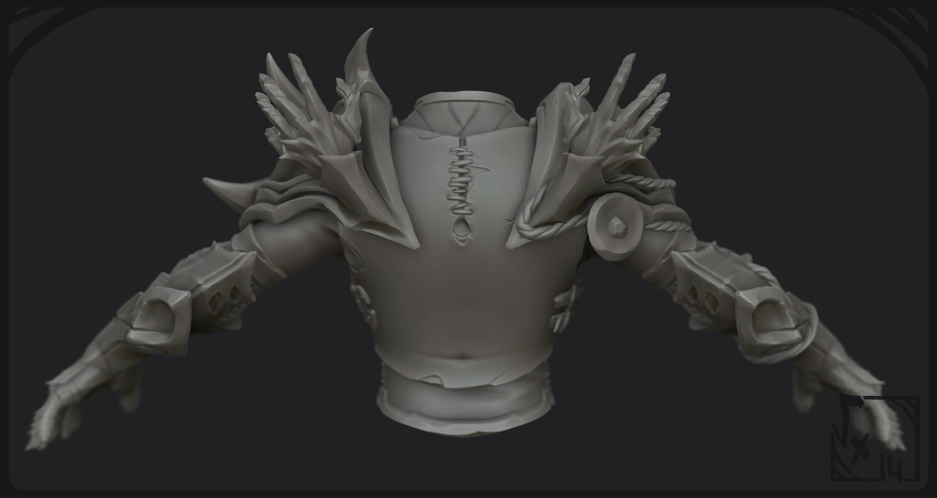 Etienne beschet prp armor sculpt 03