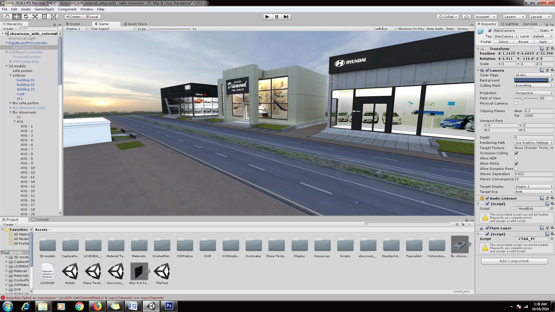 Naveen Verma - For VR Light Bake in Max Setup in Unity (Work