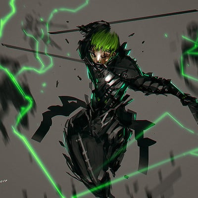 Benedick bana fanart zoro evolution coloring final lores