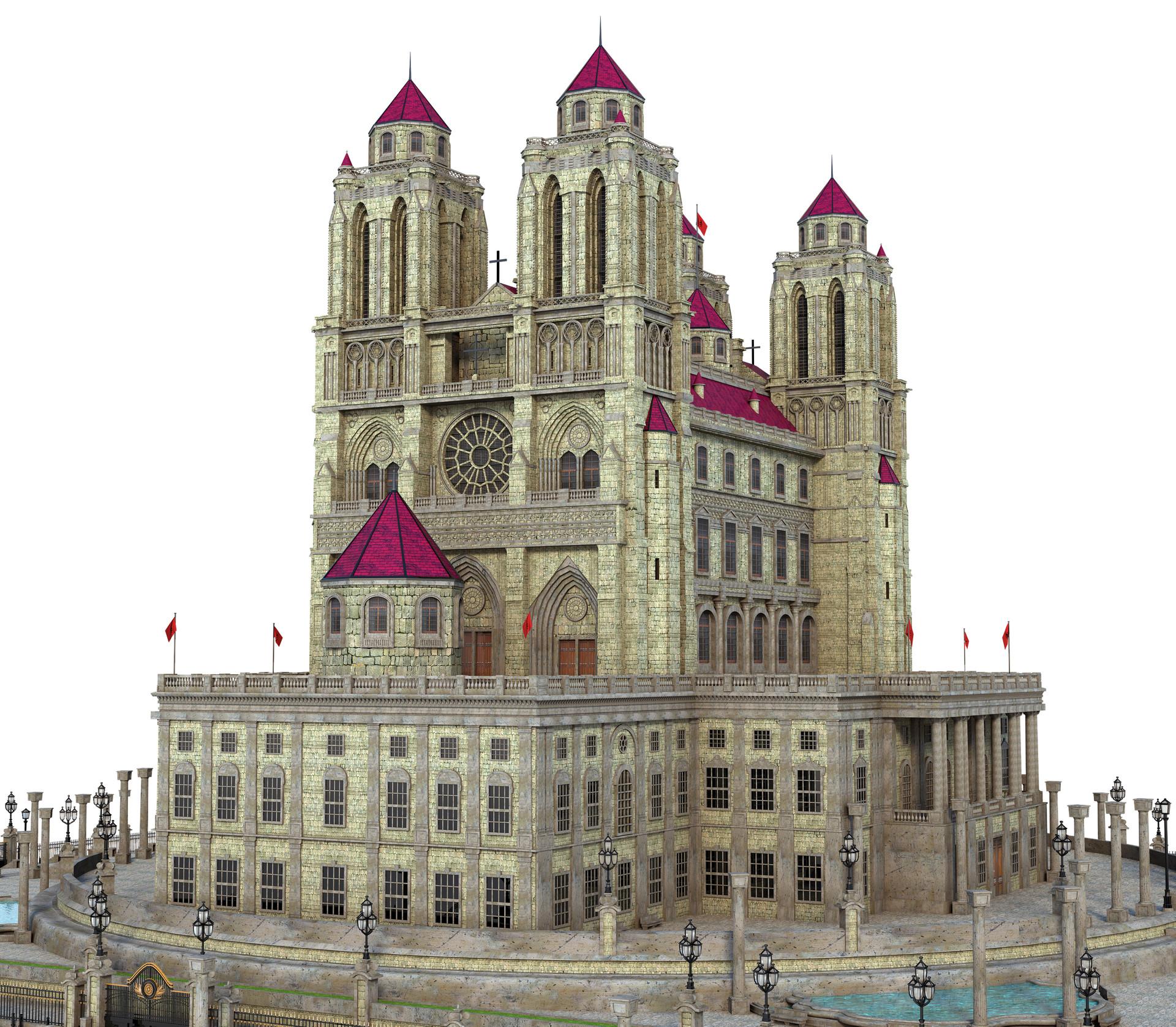 Marc mons castle16