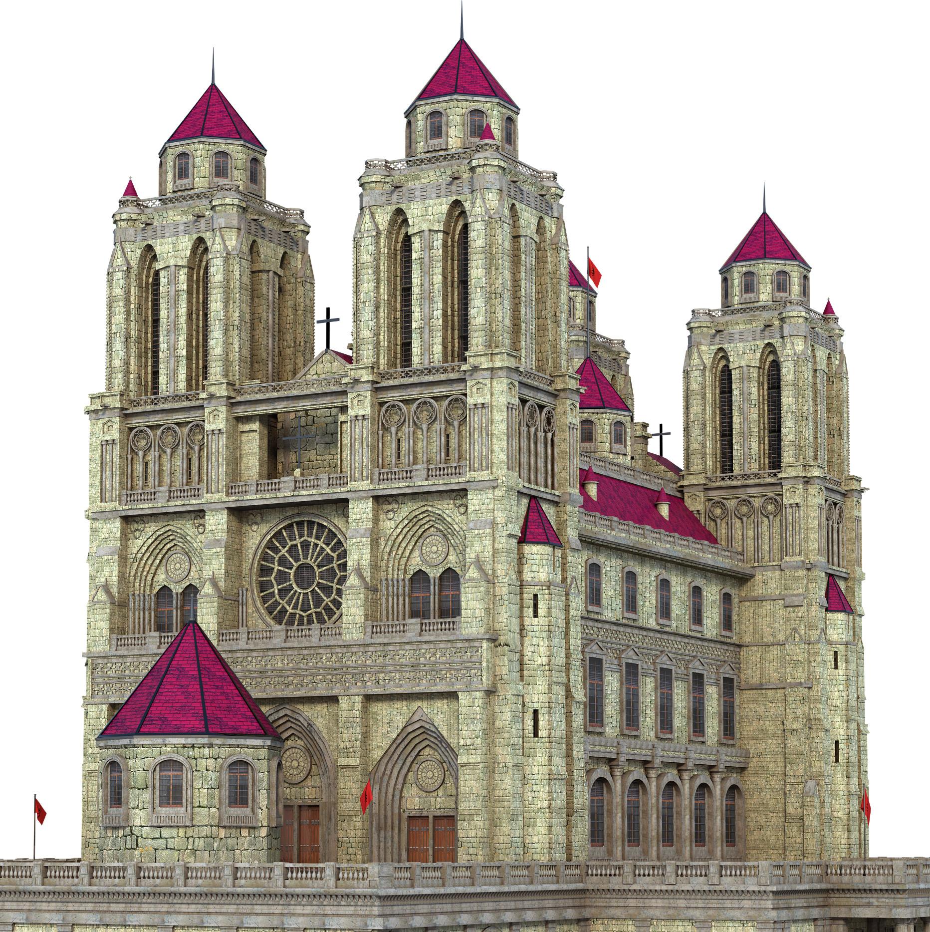 Marc mons castle18