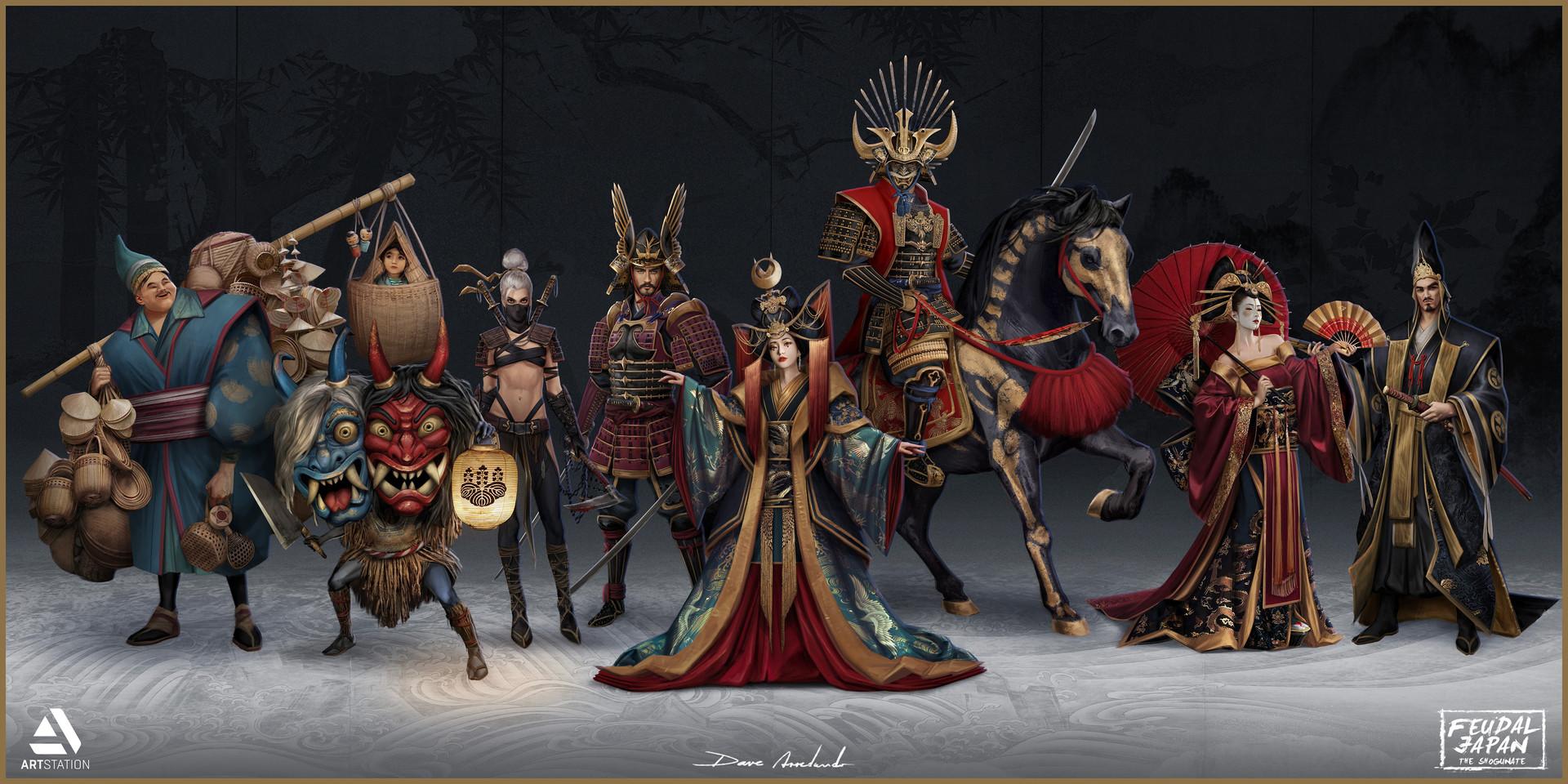 Dave arredondo feudaljapan theshogunate davearredondo2