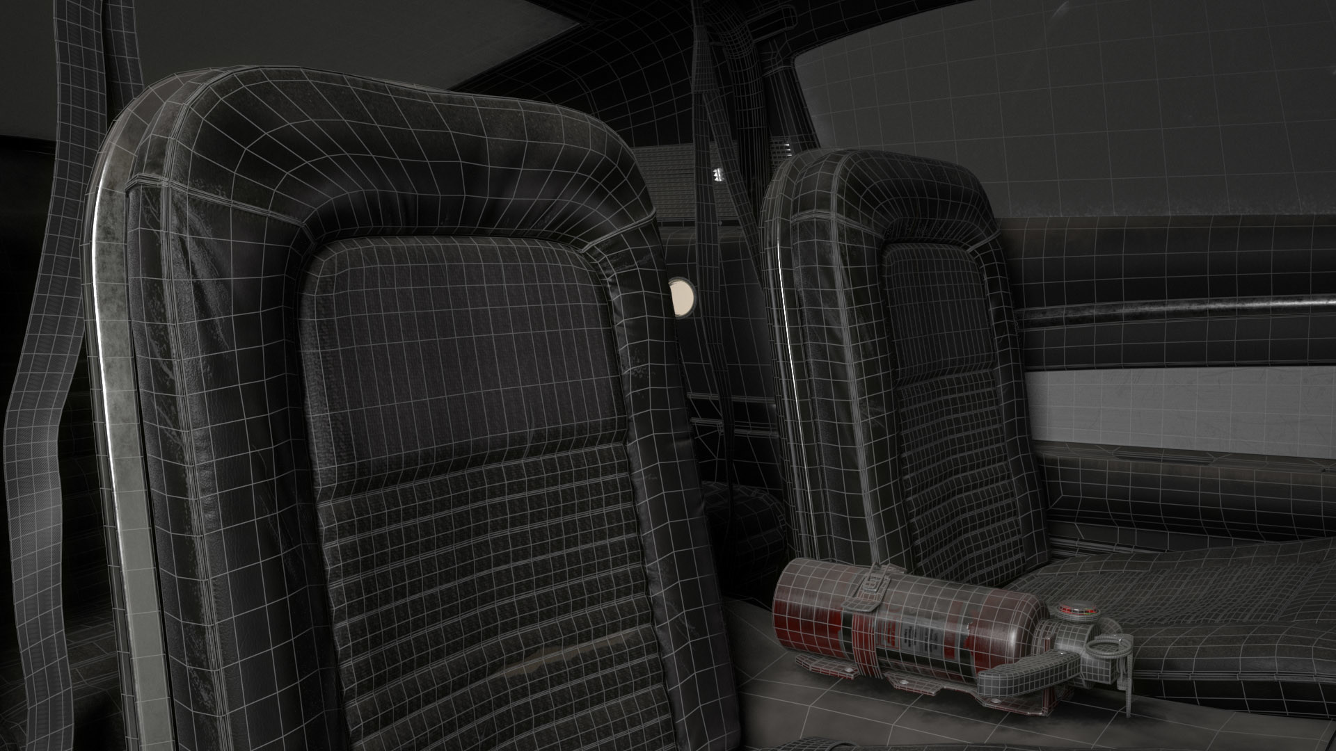 Brock flint seats wirecomp