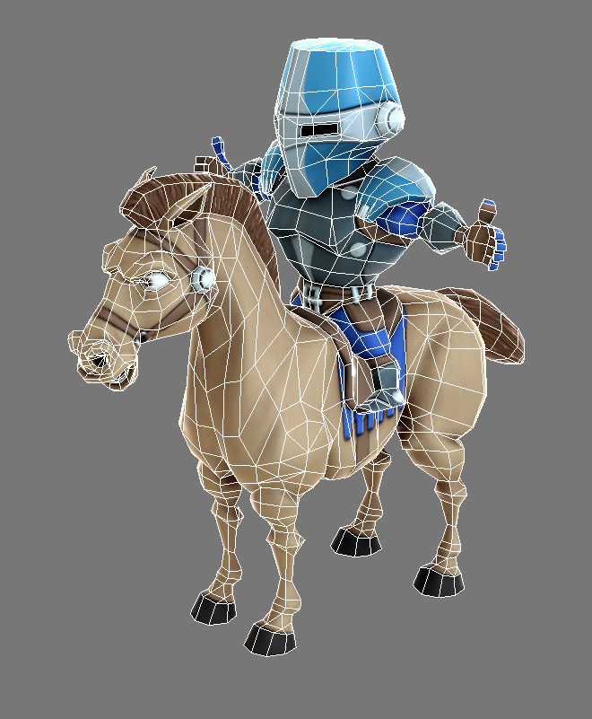 David hagemann horseknight wire