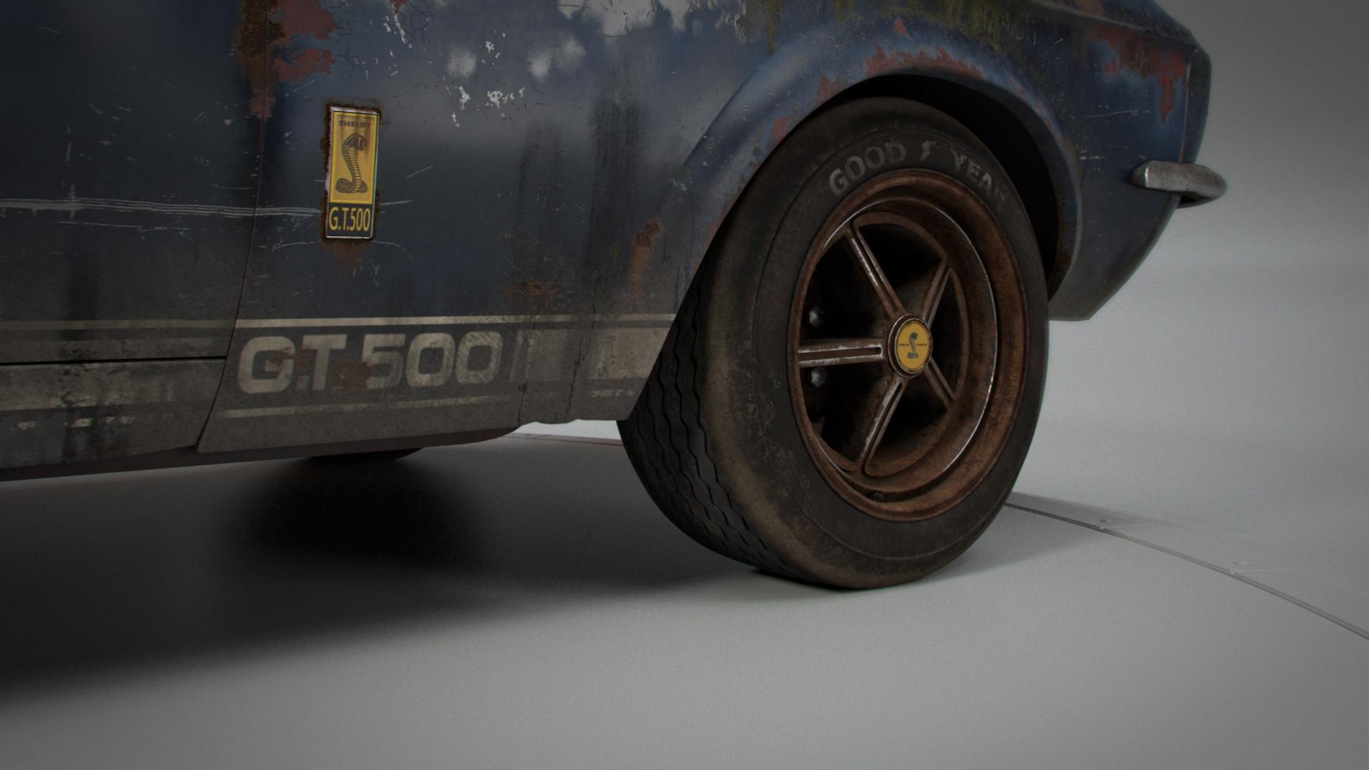 Brock flint tire 2013