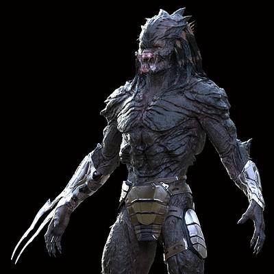 Constantine sekeris upgrade predator thick black armor02a