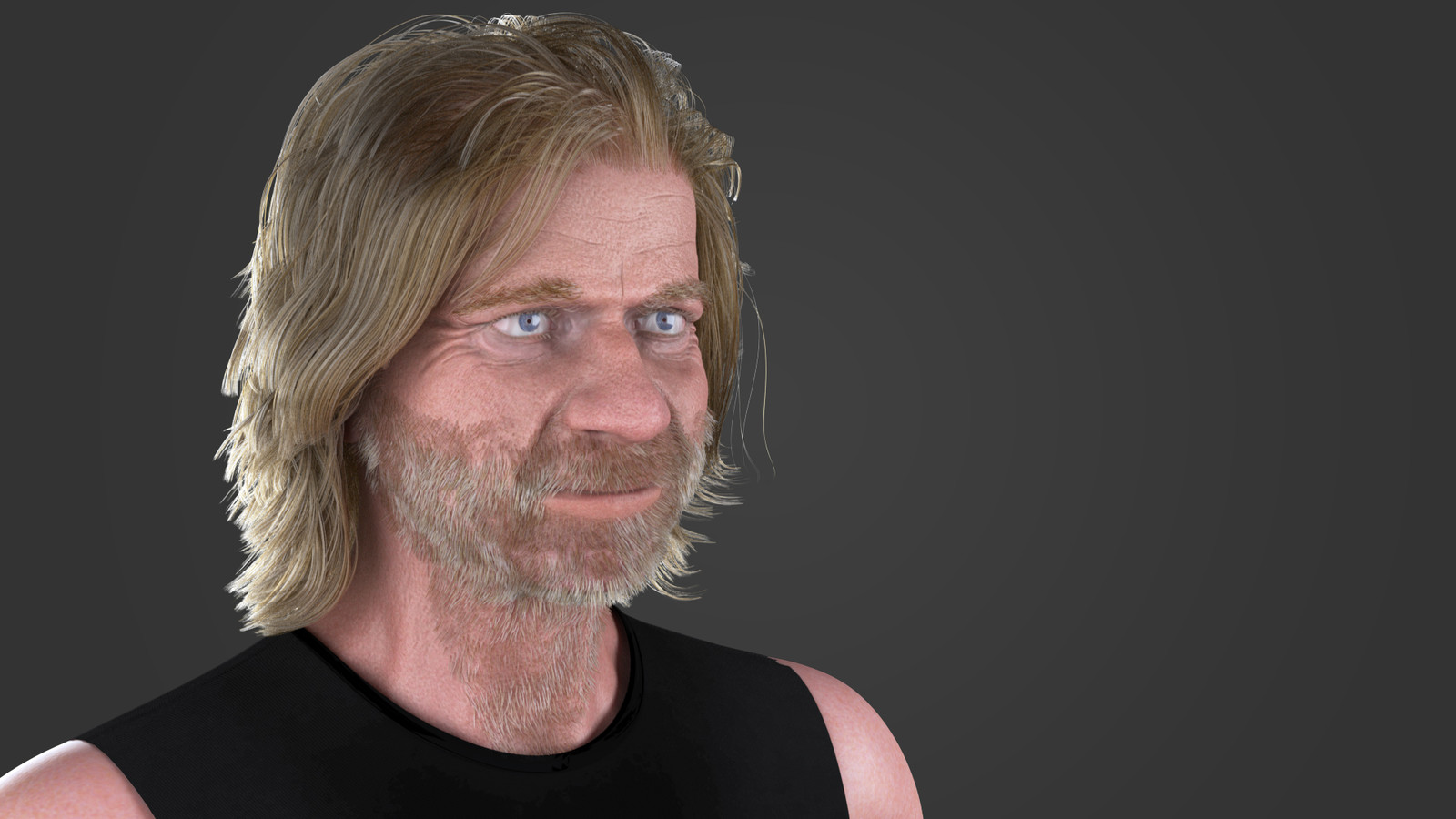 William H. Macy as Frank Gallagher from Shameless