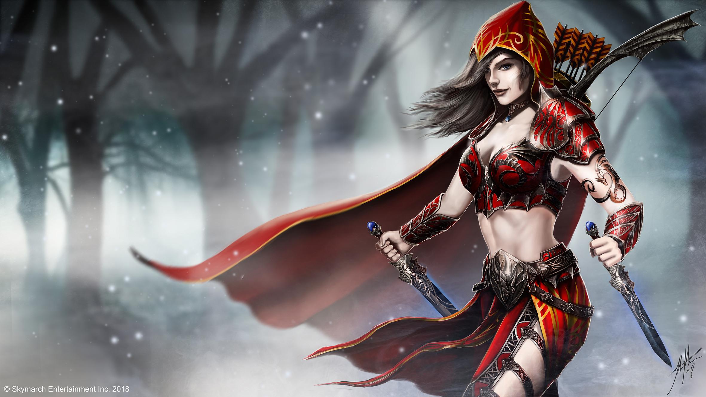 Saria Shadowblade