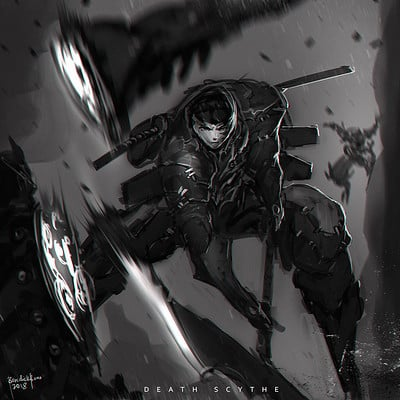Benedick bana death sycthe final coloring2 lores