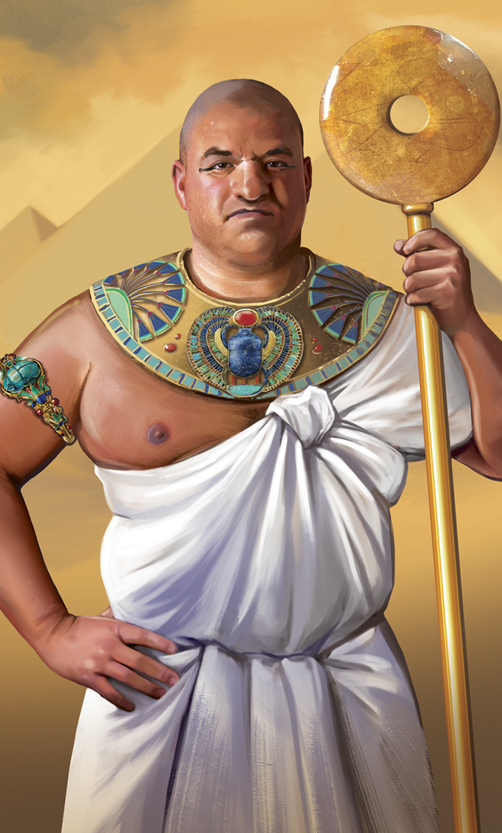 Priest of Ra