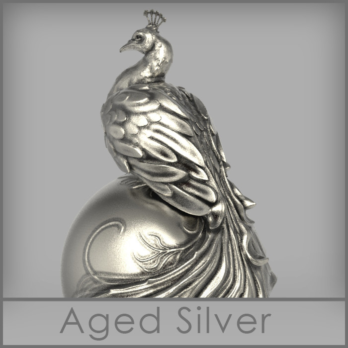 Nacho riesco gostanza aged silverr