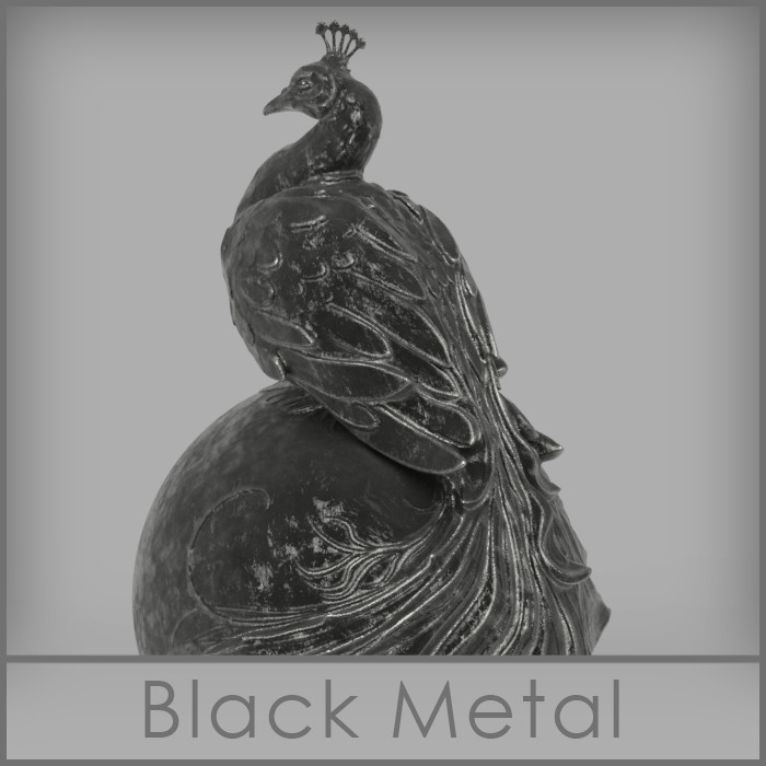 Nacho riesco gostanza black metall