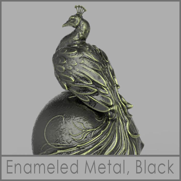 Nacho riesco gostanza enameledmetal blackk