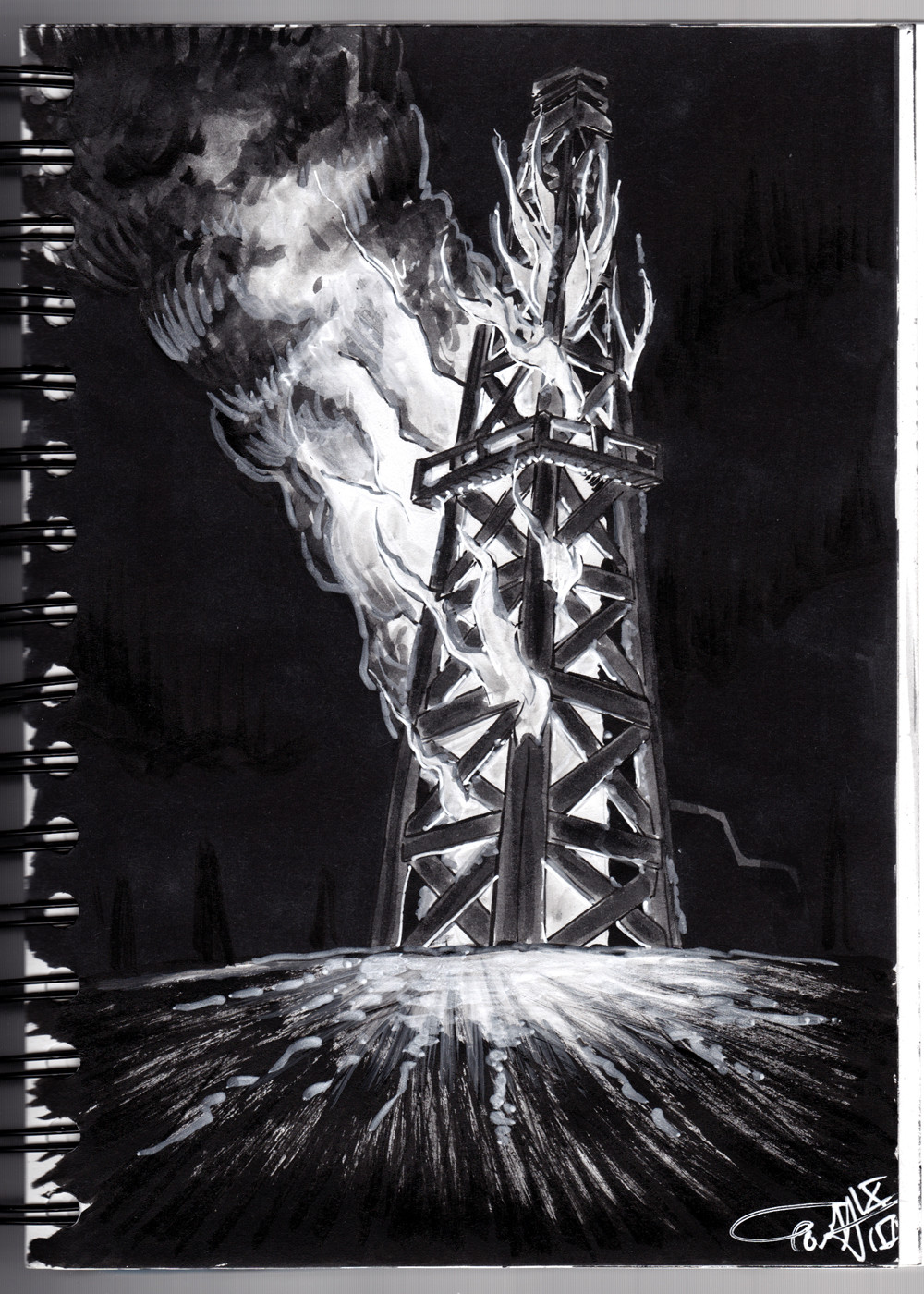 19.Scorched