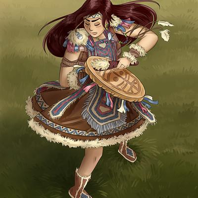 Olga andreeva shaman2