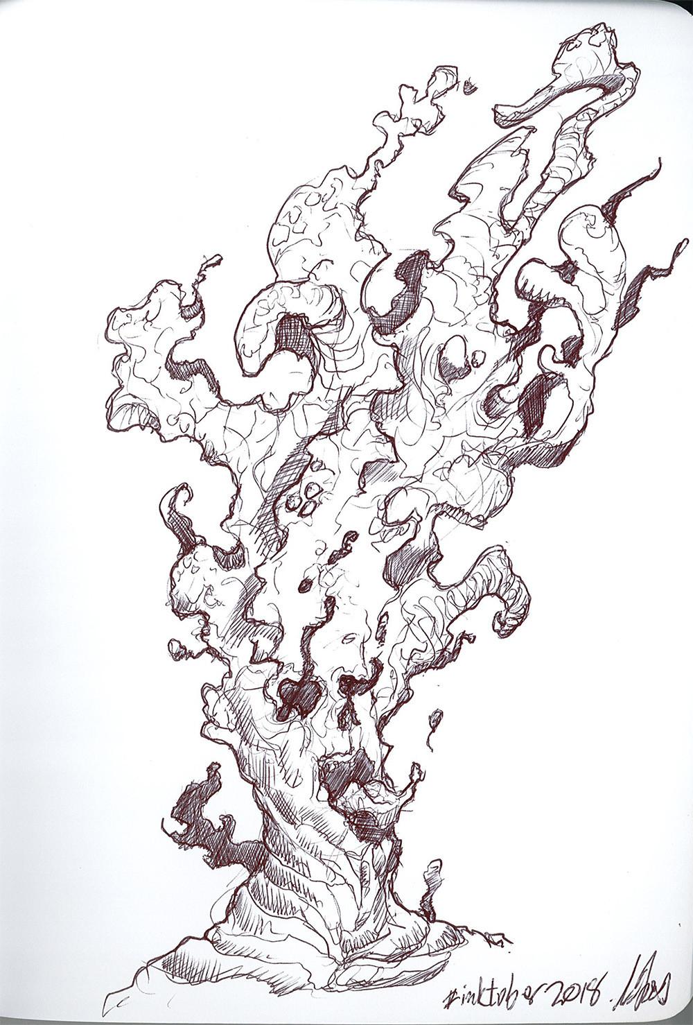 19 Breakdown dissolve