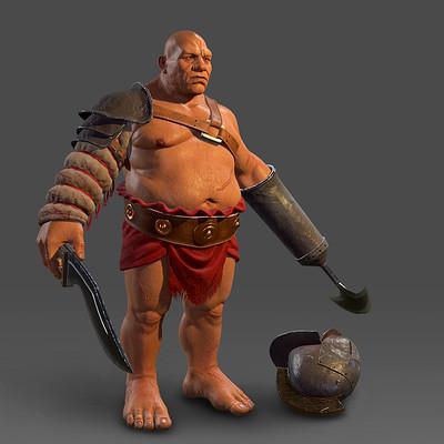 Sergey abanin troll gladiator 02