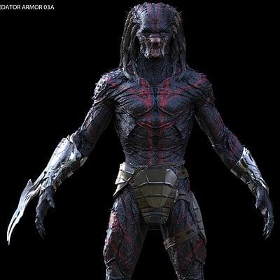 Constantine sekeris upgrade black predaor armor03a