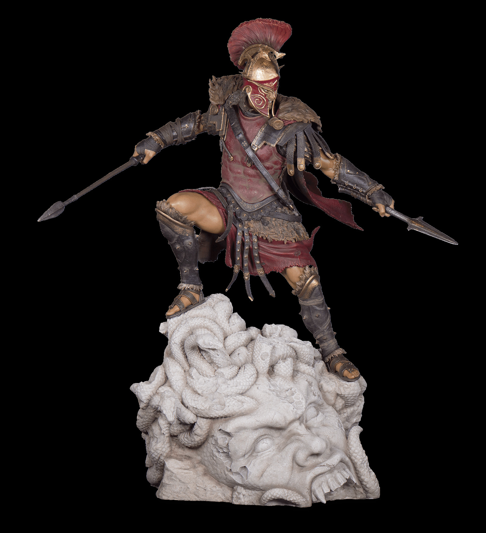 Sabin lalancette alexios figurine