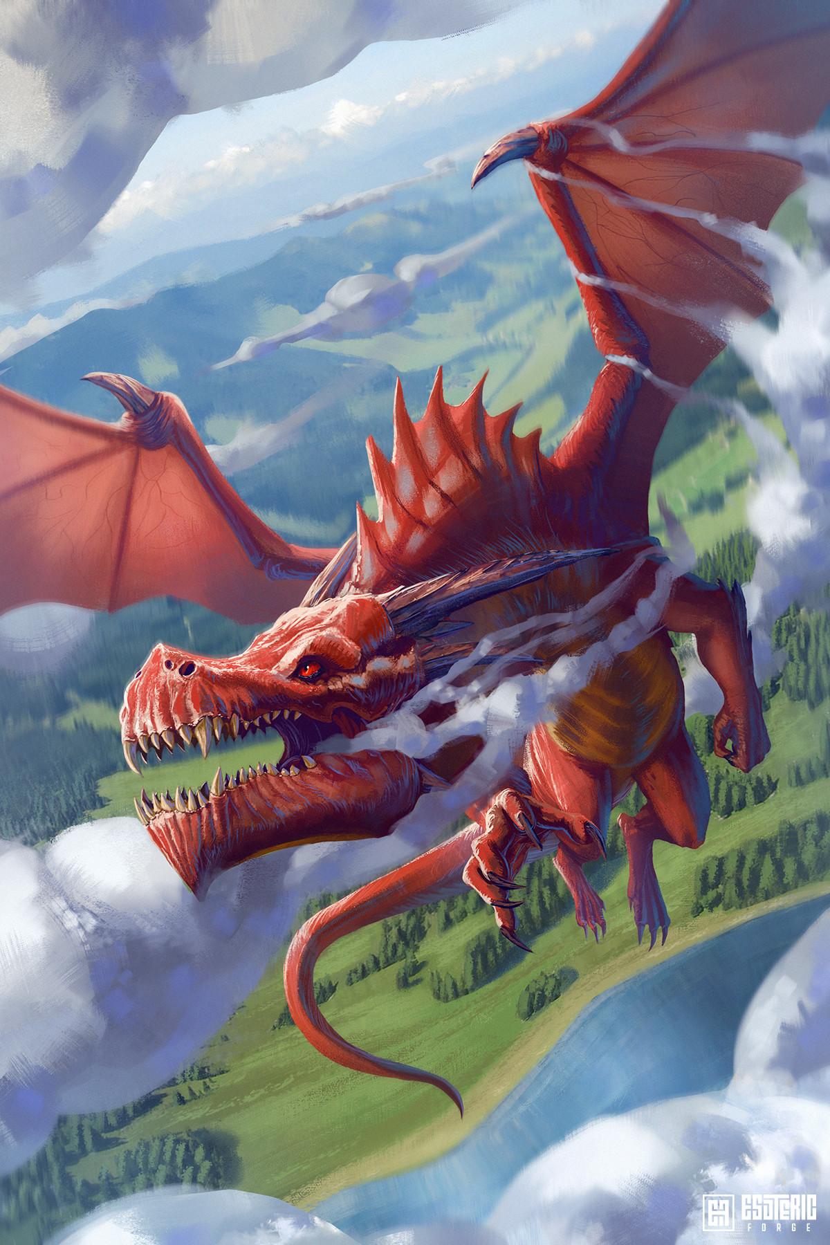 Ivan sevic red dragon