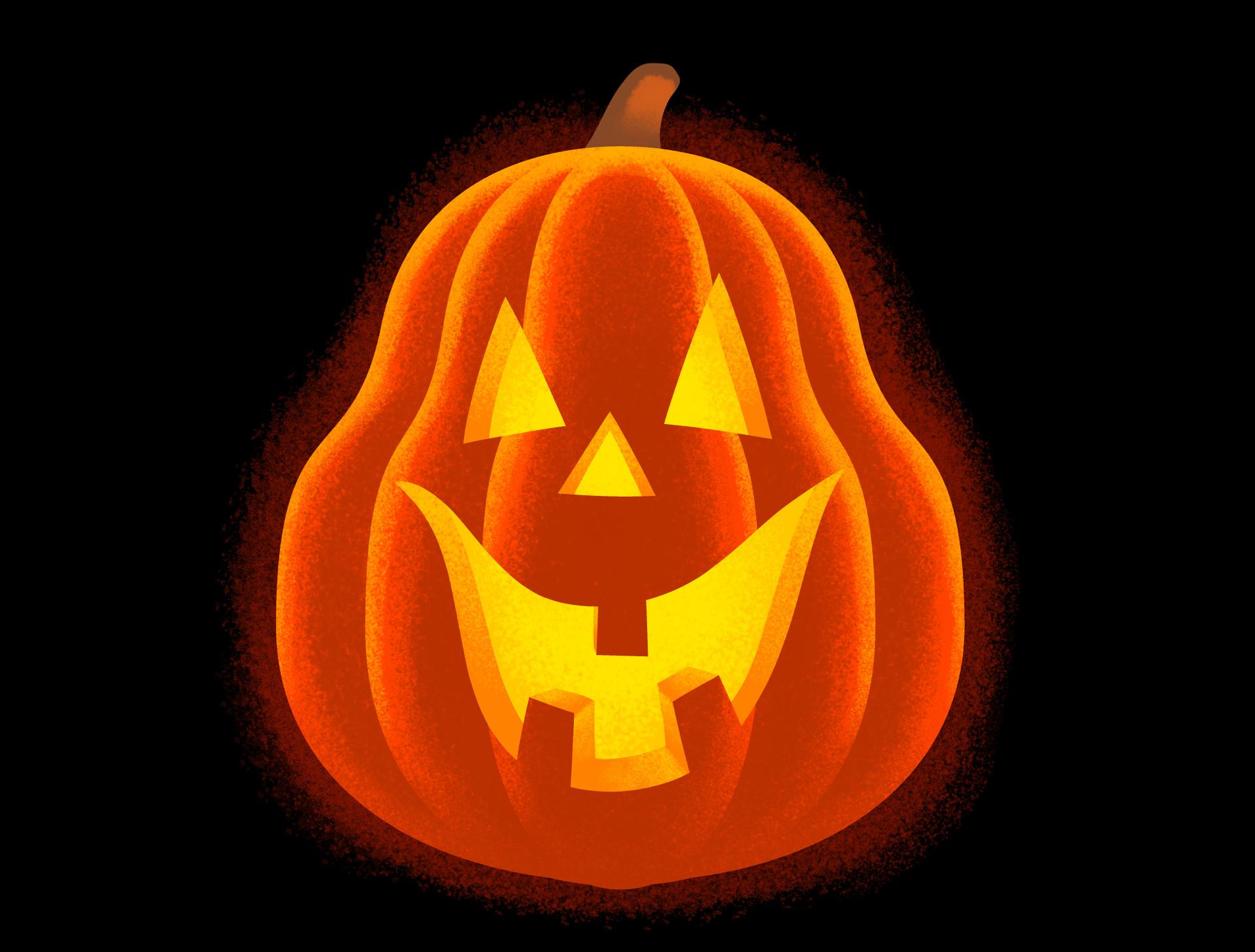 Tom martin halloween 3 pumpkin 4