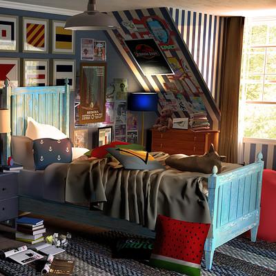 Alfven ato matt s room