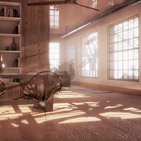 ArtStation - Kitchen Project  Real-time rendering in Unreal Engine 4