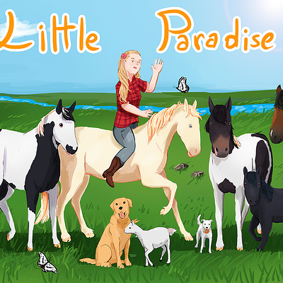 Resuri n little paradise 25 size