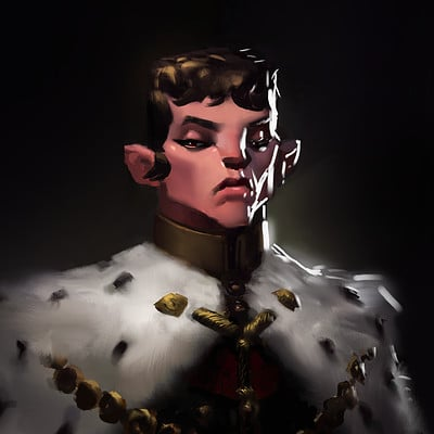Robert litja king