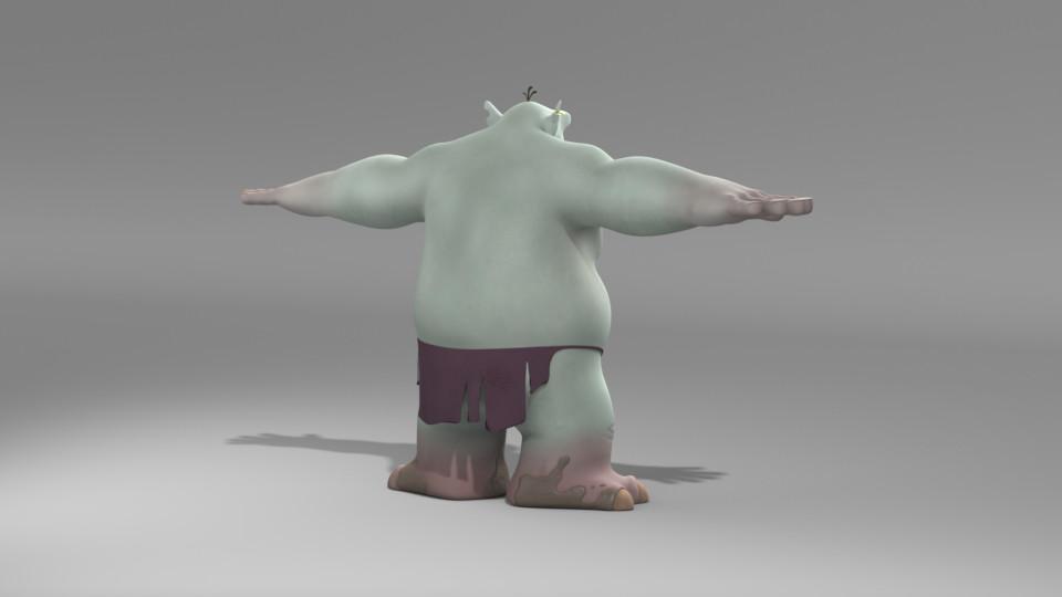 Yvon wong troll textura 02 y
