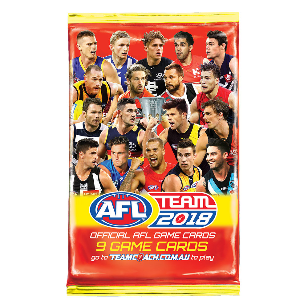 AFL TeamCoach Packaging