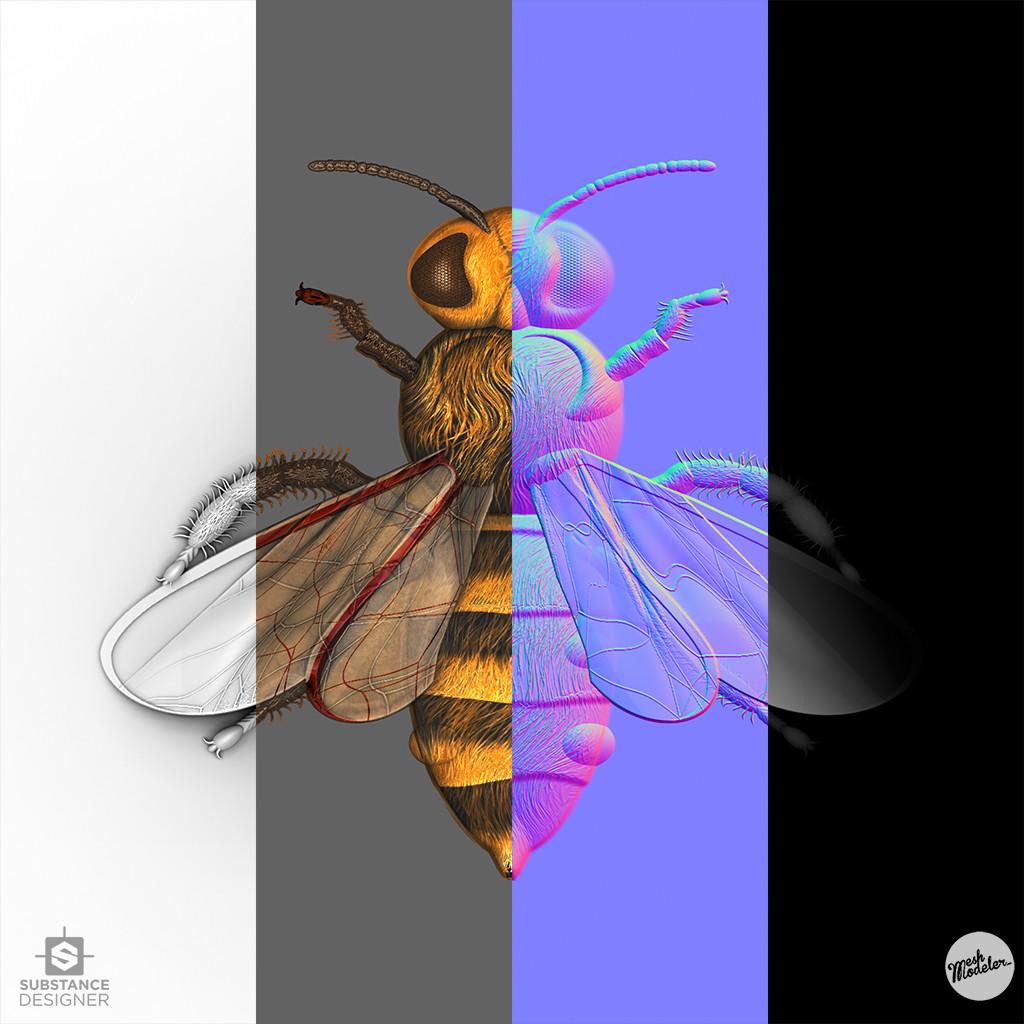 Bee Textures