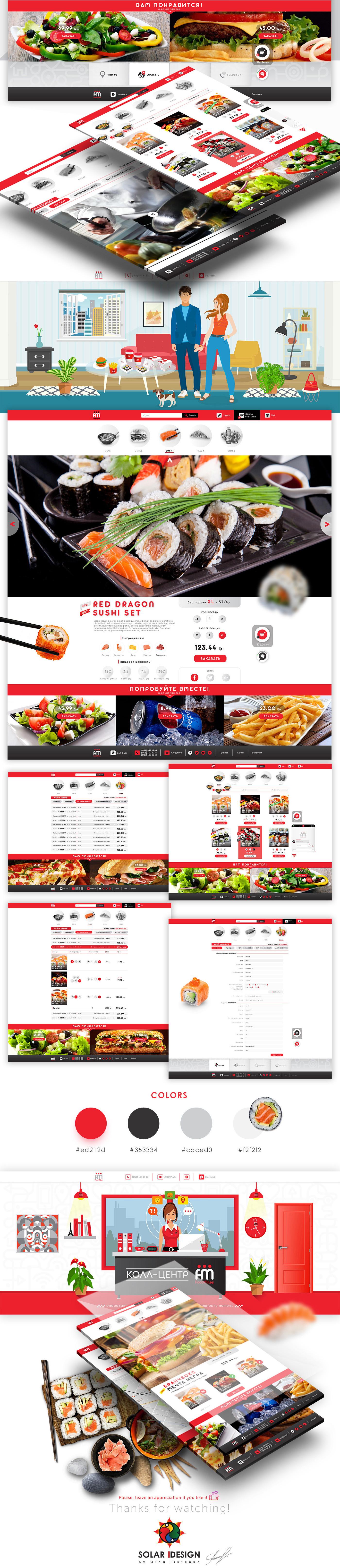 FOOD MILES   Site Shop Concept