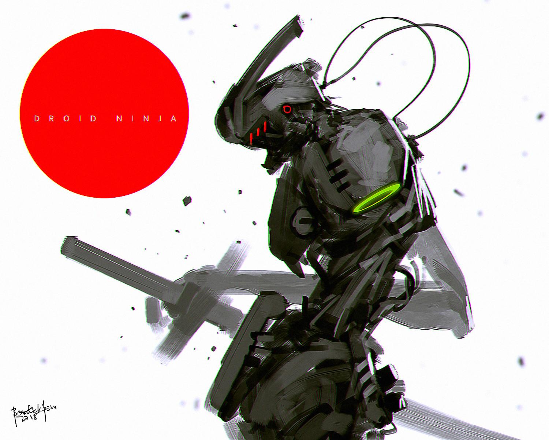 Benedick bana droid ninja lores