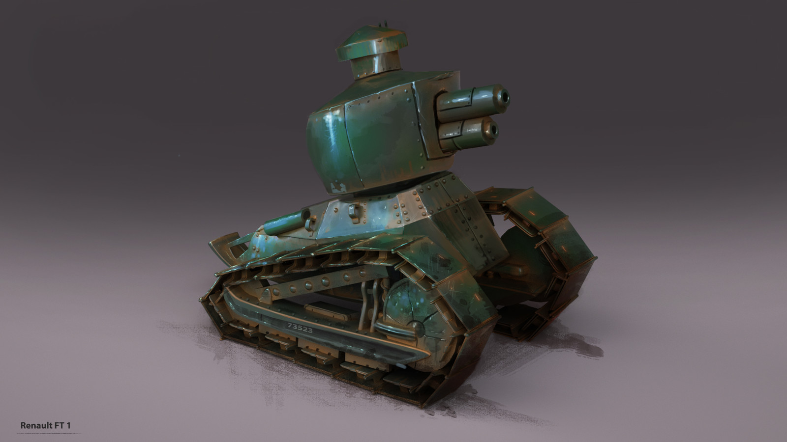 renault FT 1