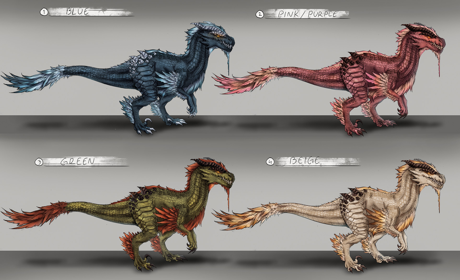 Emelie johansson raptor colour options smaller