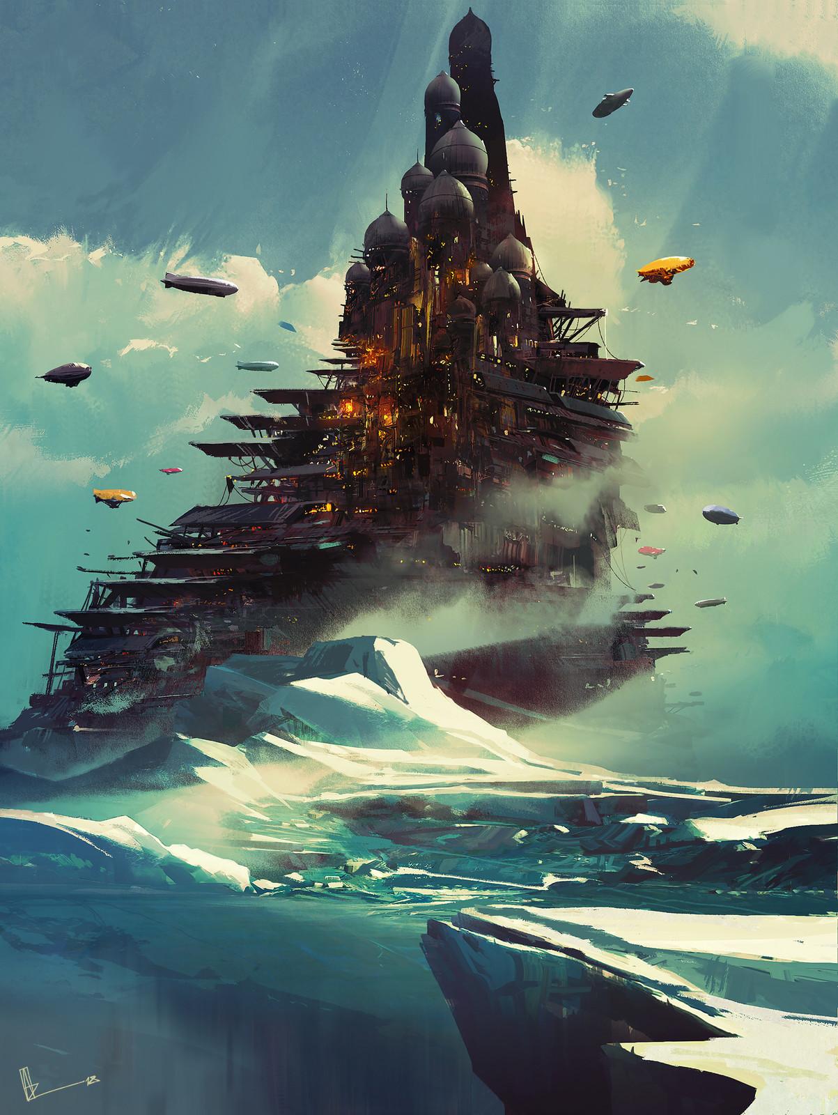 Mortal Engines / ARKANGEL