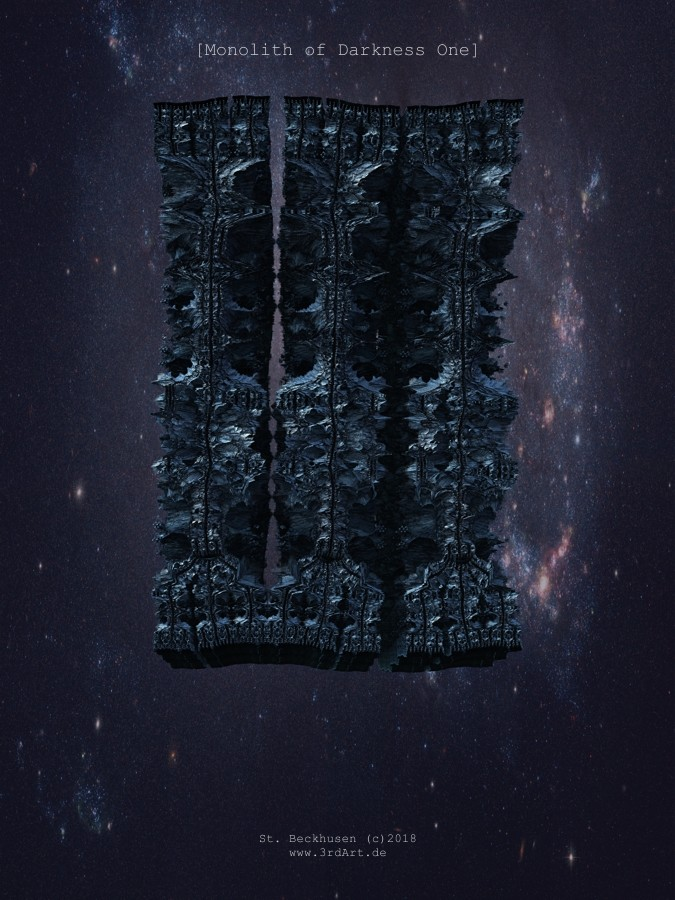 Monolith of Darkness One