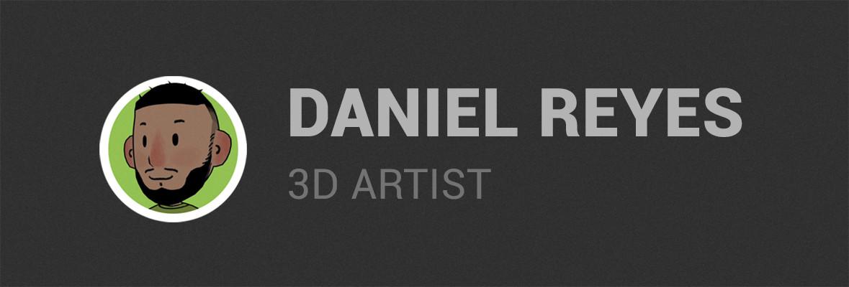 Brand Image based on 3D model -Horizontal Version