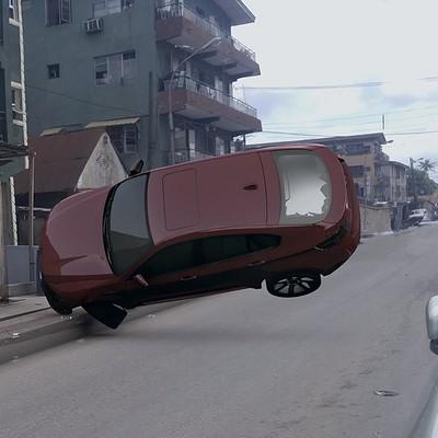 Nnamdi humphrey stunt crash vfx