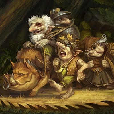 Klaher baklaher trols
