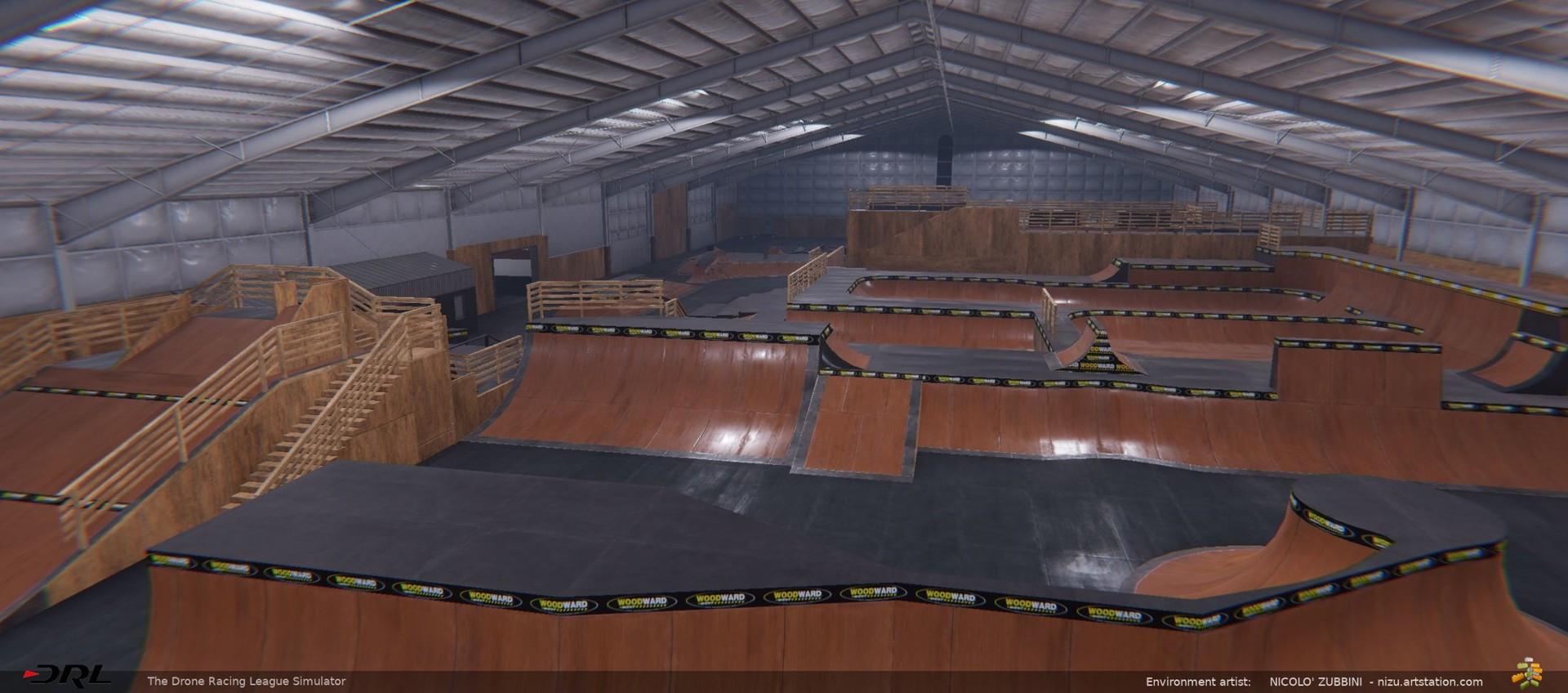 Nicolo zubbini drl skatepark 3
