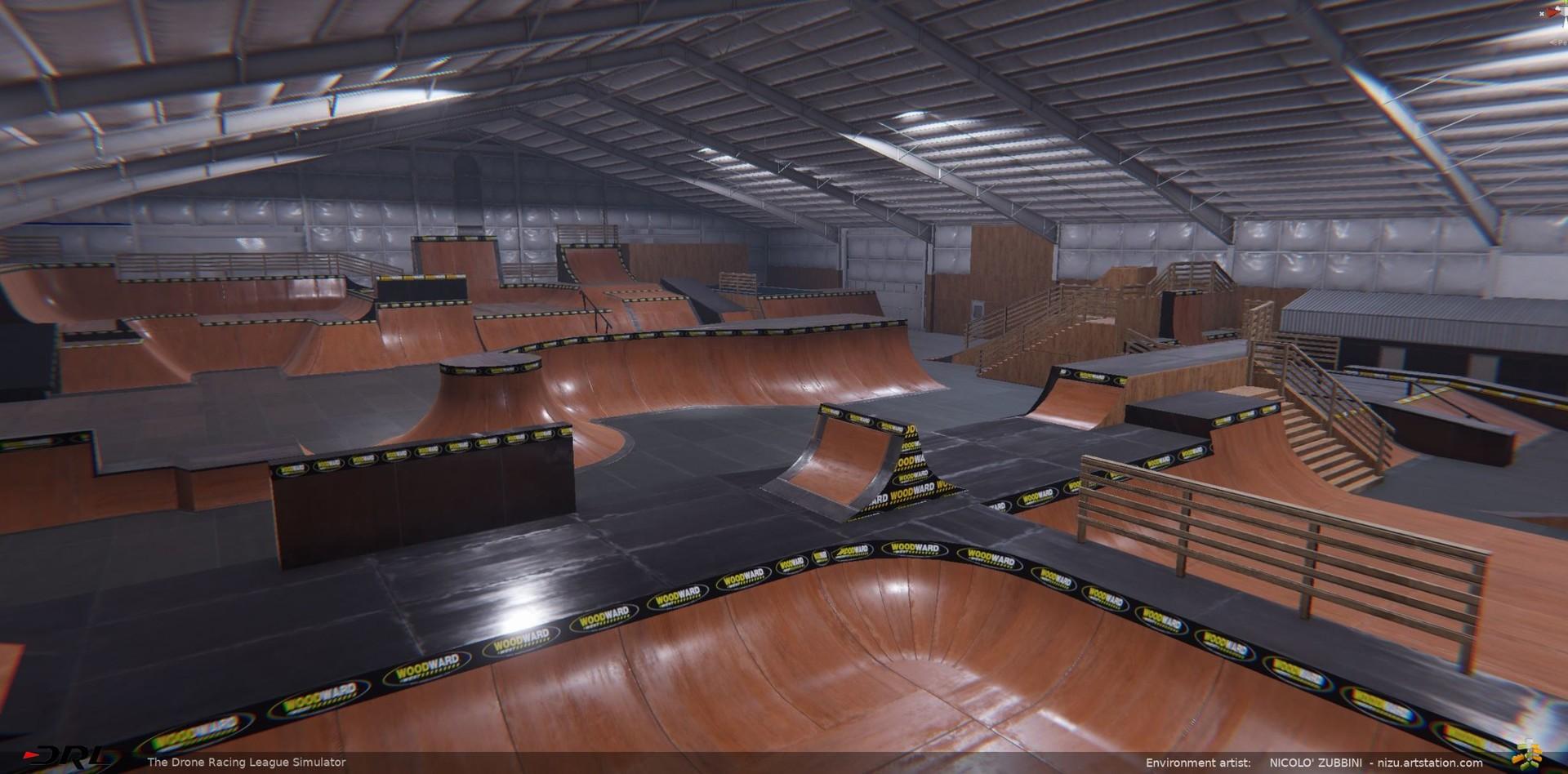 Nicolo zubbini drl skatepark 5