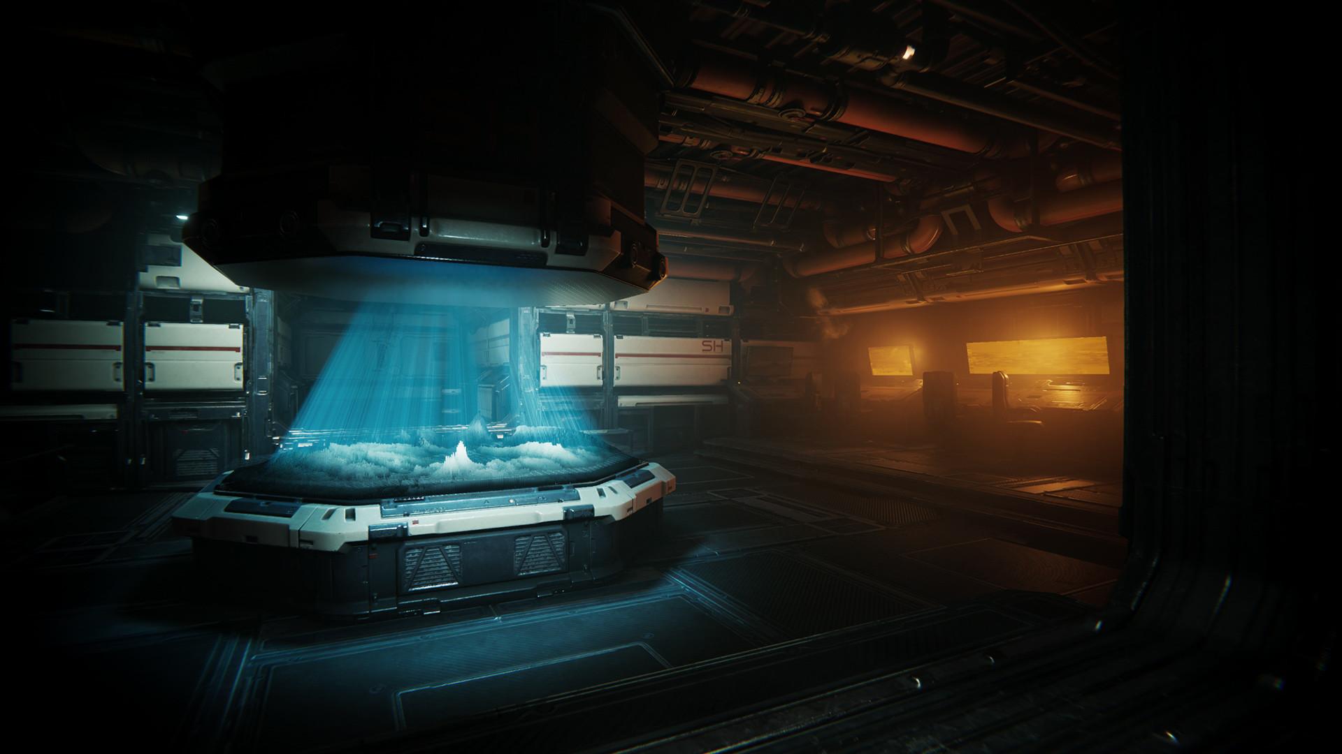 Sergey tyapkin spaceshipdemo unity 5