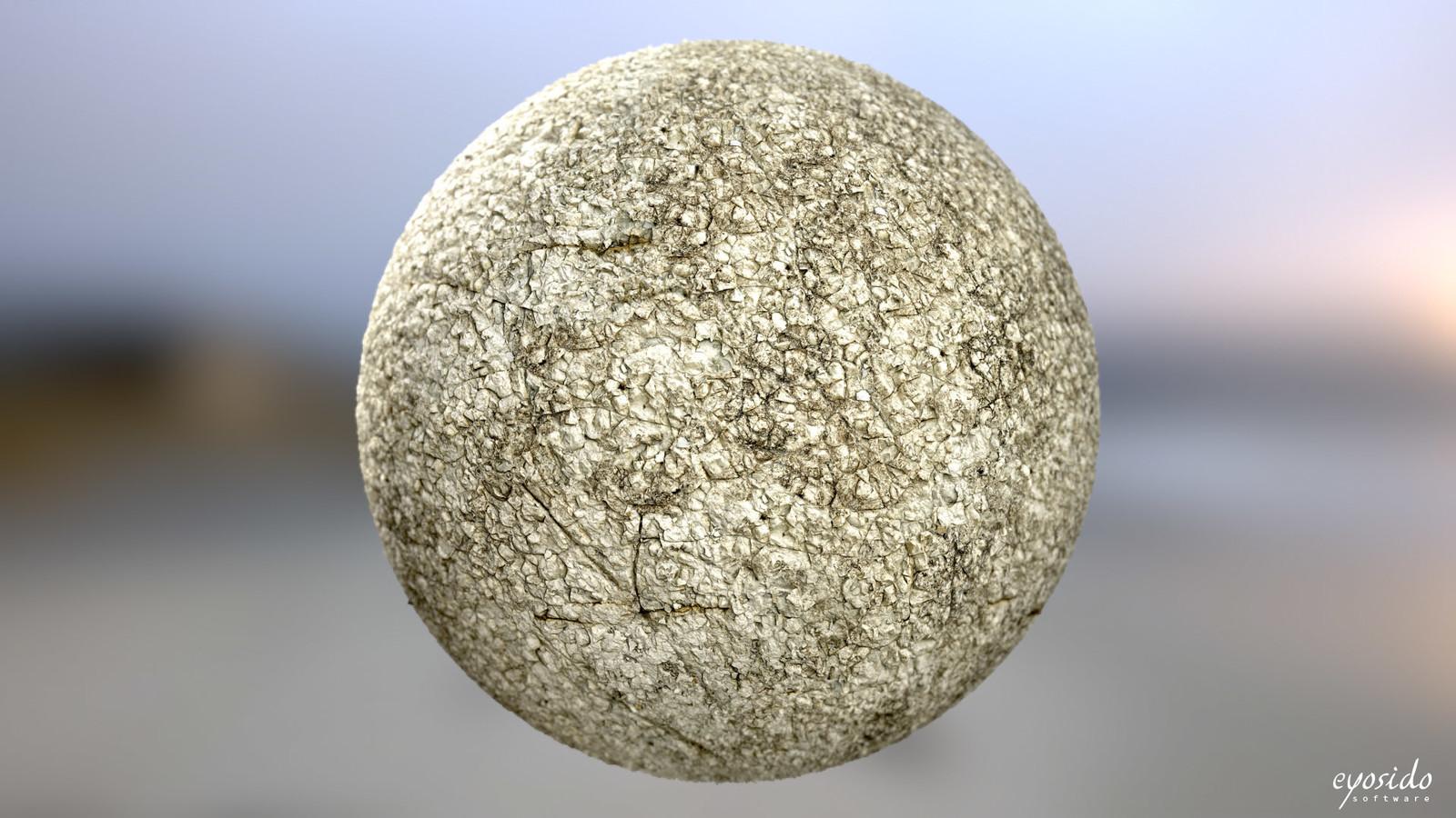 Variation B, sphere